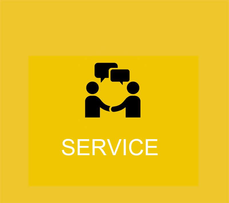 valeur service